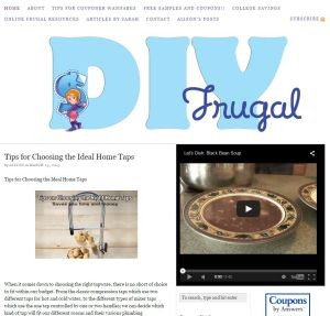 DIY Frugal Living