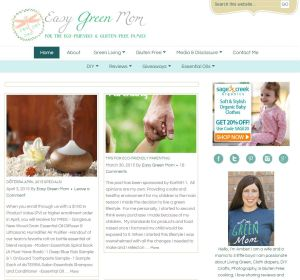 Green Product Review Blog