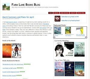 Farm Lane Books Blog