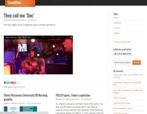 Grunt Doc Blog