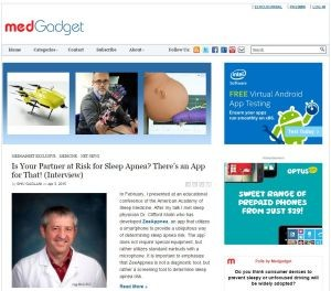 Medical Gadgets Blog