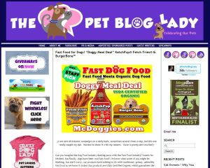 Pet Product Review Blog