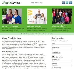 Simple Savings