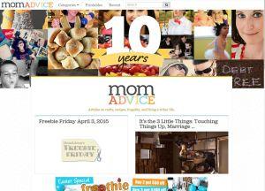 Mom Advice Blog