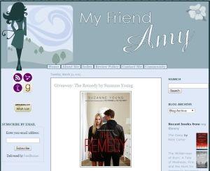 Amys Book Blog