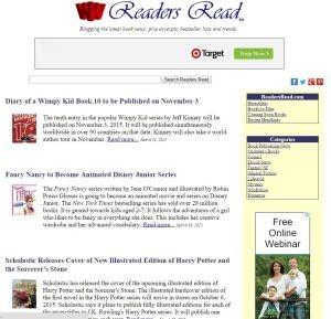Readers Read Blog
