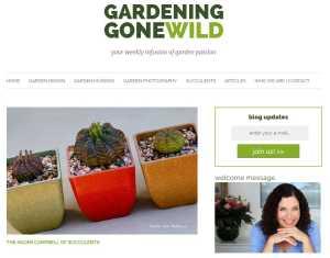 Gardening Gone Wild Blog