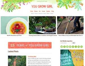 You Grow Girl Blog