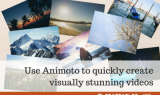 Review of Animoto Video Maker App