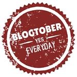 Blogtober Stamp