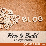 How to Build a Blog Website