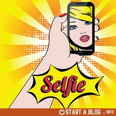 Blog vs Selfie