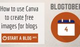 Create Free Images for blogs