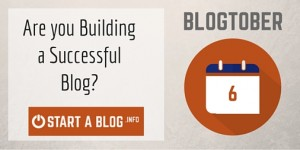 Are you building a successful blog