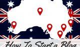 How to Start a Blog Australia