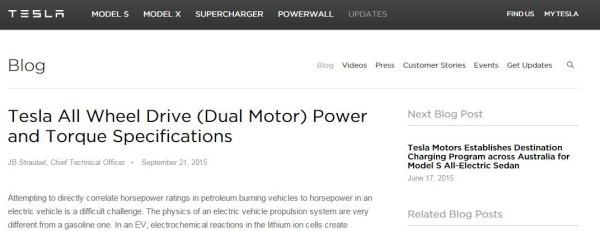 Tesla Business Blog