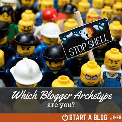 Blogger Archetype 400