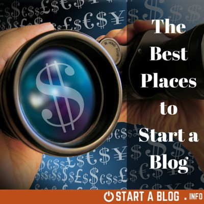 Best Places to Start a Blog