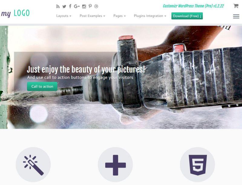 Customizr Free Premium WordPress Themes