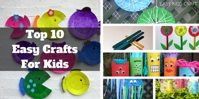 Easy Kids Craft Blog