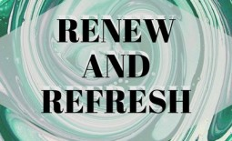 Renew and Refresh